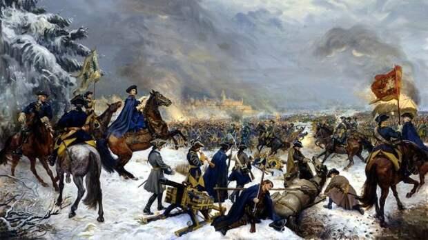 Малоизвестная битва под Калишем, в которой Александр Меншиков проявил себя как выдающийся полководец