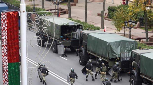 В Белоруссии на воскресных акциях задержали более 500 человек
