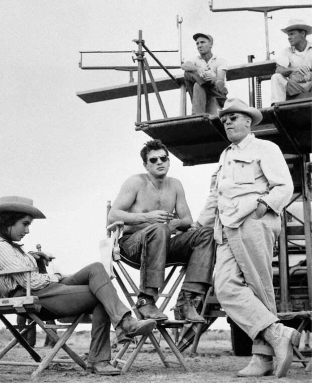 Голливуд в 1950-х