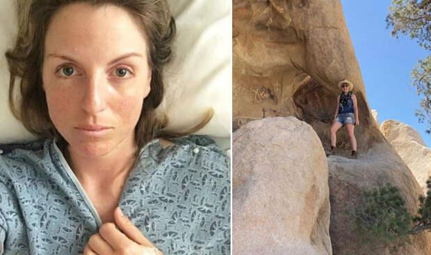 «Птицы кружили надо мной, предчувствуя смерть»: как туристка со сломанным тазом выжила в пустыне