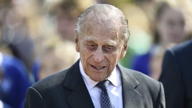 Королевская семья показала памятное видеов день похорон принца Филиппа