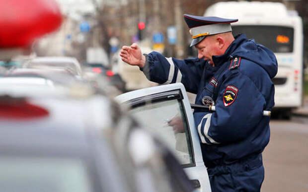 К вам докопался инспектор? - вот 5 главных ошибок водителей