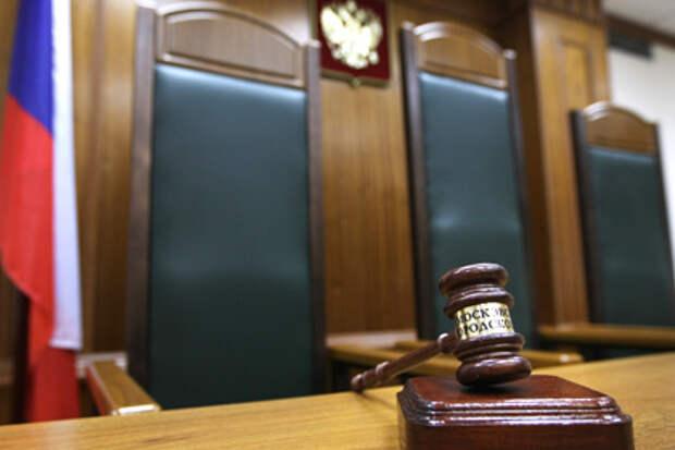 Судья сломал молоток во время дачи показаний лидером БОРН