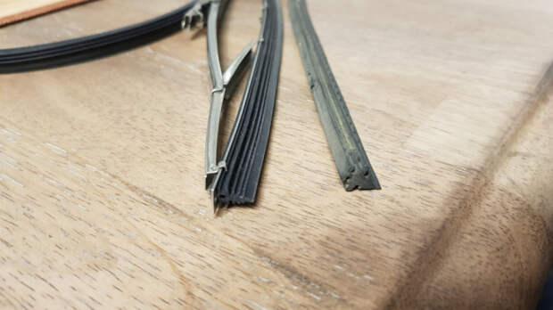 Еще резинки можно полностью снять и обварить в кипятке и соли. /Фото: ya.ru.