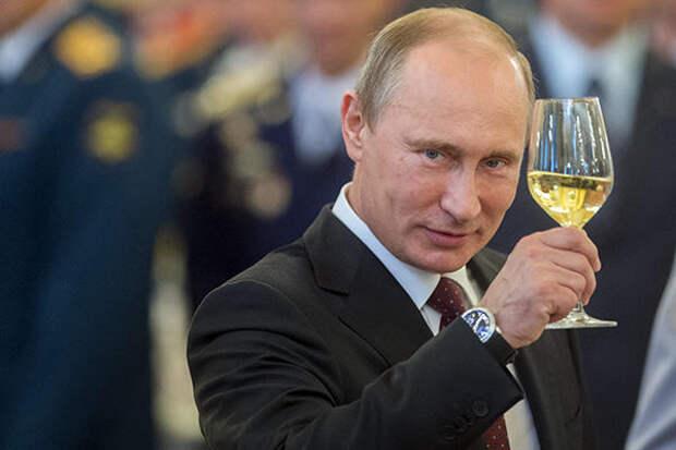 Американский политик увидел единомышленника во Владимире Путине