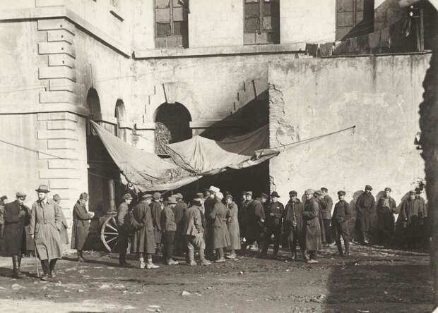 Белогвардейцы в Турции
