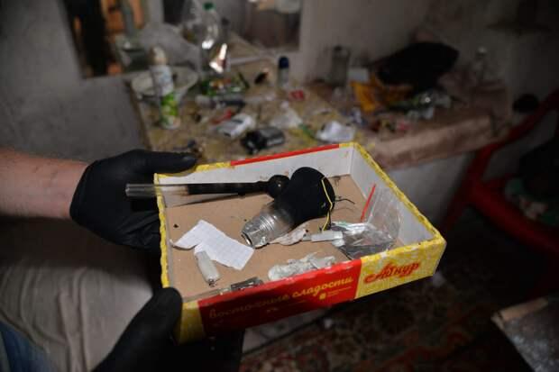 Севастопольцу грозит 15 лет лишения свободы за создание нарколаборатории