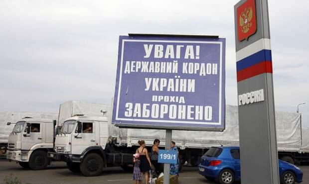 НАТО назвало условия для второго гуманитарного груза от РФ в Донбасс
