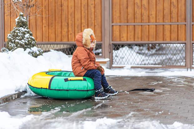 Москвичам посоветовали не путать оттепель с наступлением весны