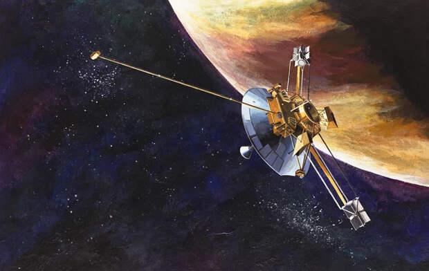 Аномалия «Пионеров»: первая загадка дальнего космоса Наука, Космос, Длиннопост