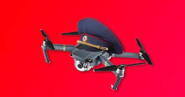 В России разработали дроны-убийцы для борьбы с другими дронами