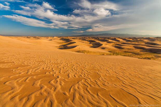 Поющие пески