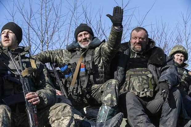 Американская пресса рассказывает о бесчинствах украинских силовиков в Артёмовске