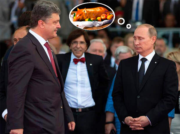 Киевлянка Вероника: Горжусь Путиным, а Порошенко — подлый и злой