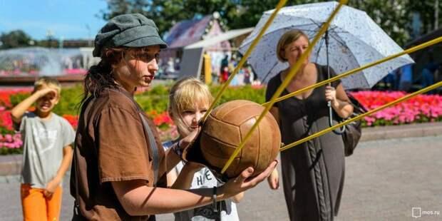 Собянин отметил растущую популярность фестиваля «Времена и Эпохи»/ Фото mos.ru