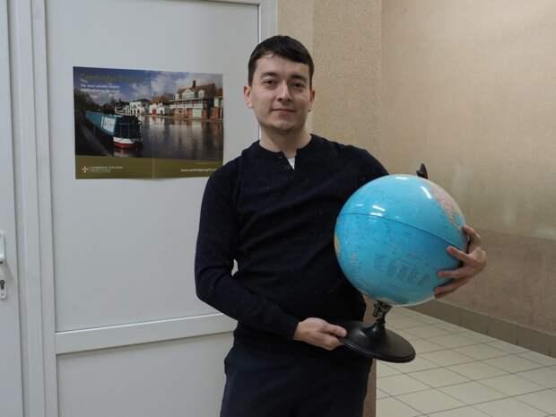 Географ из СЗАО победил на олимпиаде «Московский учитель»