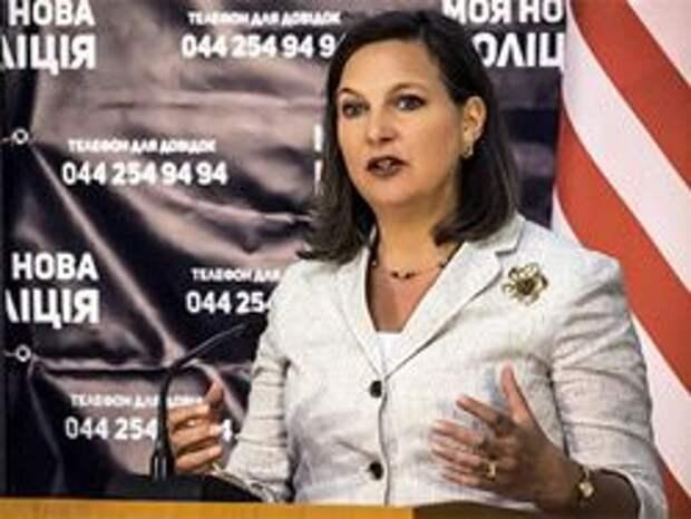 Новость на Newsland: Нуланд: конфликт в Донбассе можно разрешить за один день