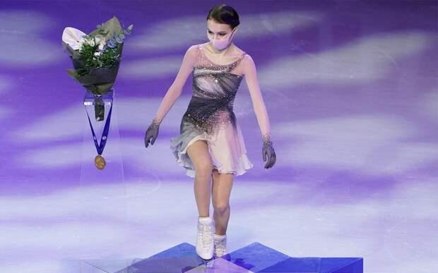 Щербакова: «Я не удовлетворена своим выступлением, но очень счастлива, что заняла 1-е место»