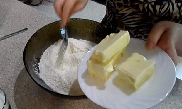 песочное печенье с начинкой рецепт