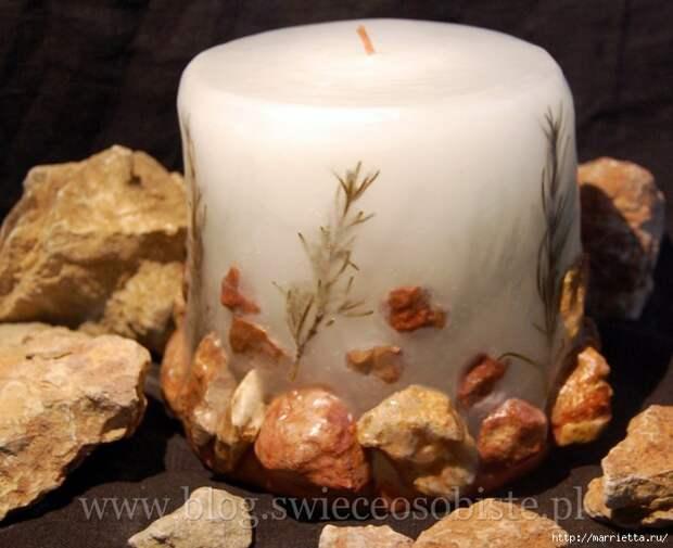 цветочные свечи ручной работы (24) (700x570, 175Kb)