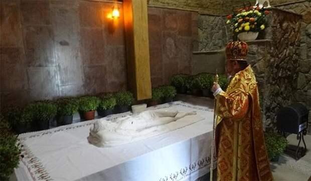 Рио-де-Трускавэць как «христианская столица мира»