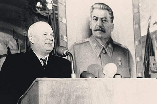 Хрущев заслужил уважения не меньше, чем Сталин
