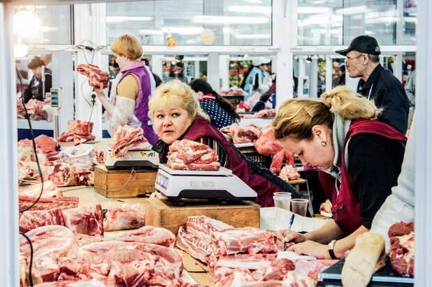 Рынки бывшего СССР
