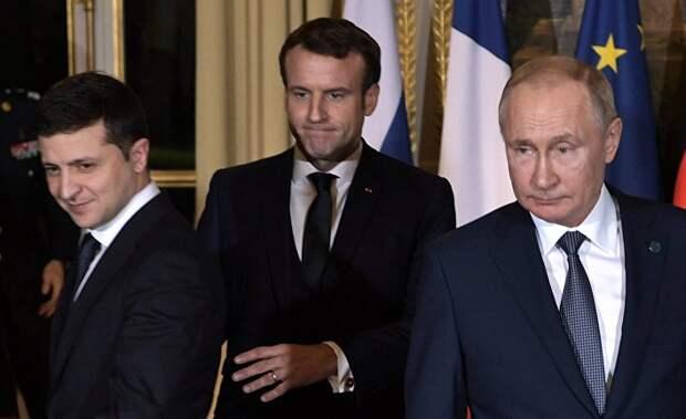 Читатели Le Figaro об интервью Зеленского: «Чтобы его послушаться, надо просто сойти с ума!»
