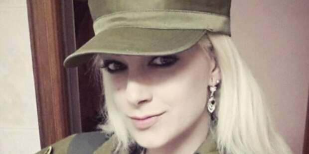 Экс-участница Дома-2 пополнила ряды ополченцев и зовет с собой Собчак