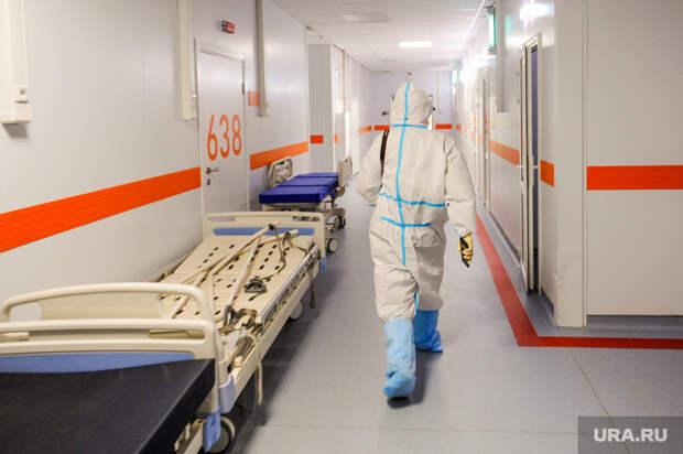 ВЧелябинской области резко выросла смертность отCOVID-19
