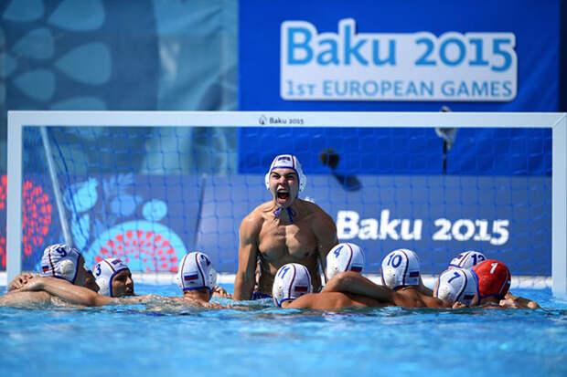 Первые Европейские игры в Баку