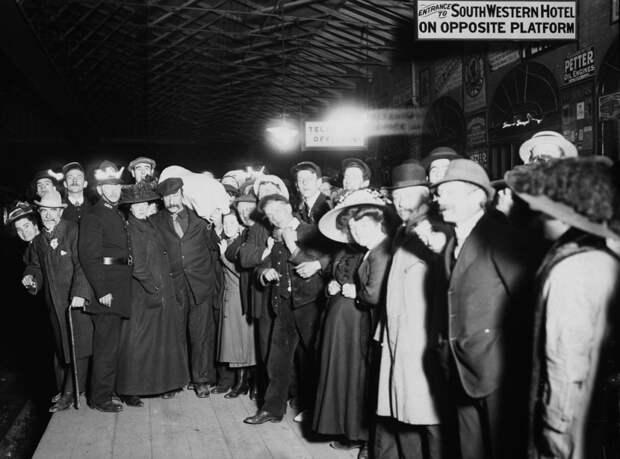 Выжившие пассажиры Титаника