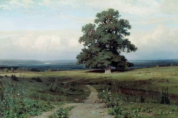 Иван Шишкин: самые известные картины великого русского пейзажиста