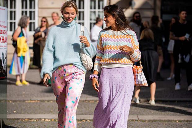 Как одеваться прохладным летом, чтобы не выглядеть глупо