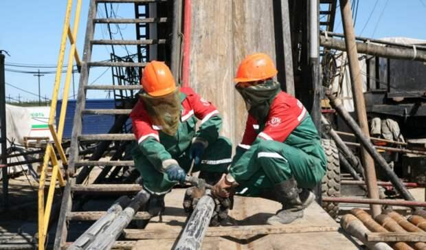 На3,5% увеличивает «Белоруснефть» бурение в2021 году