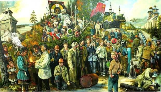Борис Юлин про историю