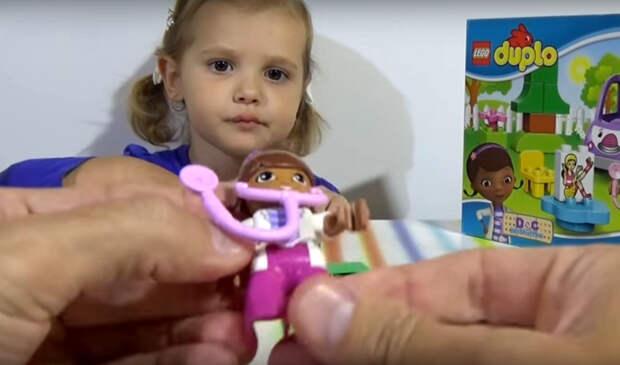 Анбоксинг – новый способ загипнотизировать ребенка