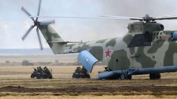 Раздутый военный бюджет не помог американцам обойти Россию