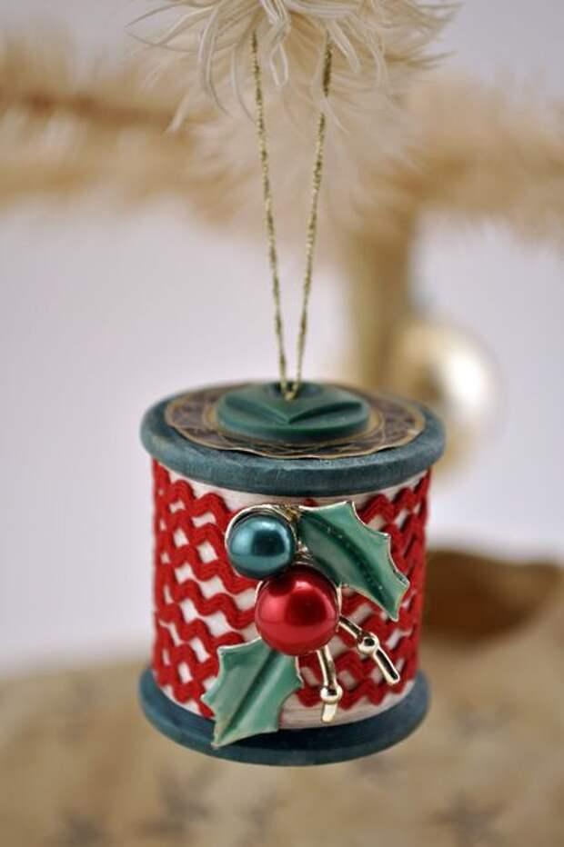 Spool Craft Christmas