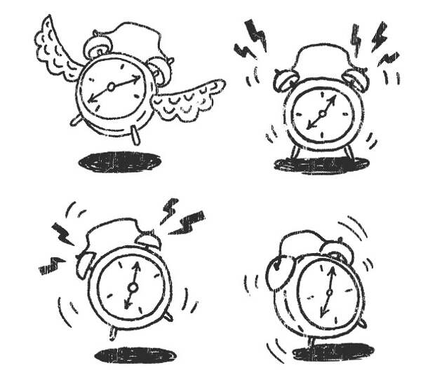 "Тест ""Нарисуй будильник"": много ли у тебя жизненных сил?"