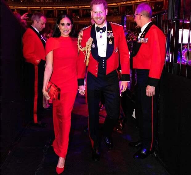 Принц Гарри и Меган Маркл ожидают рождения ребёнка в ближайшие дни
