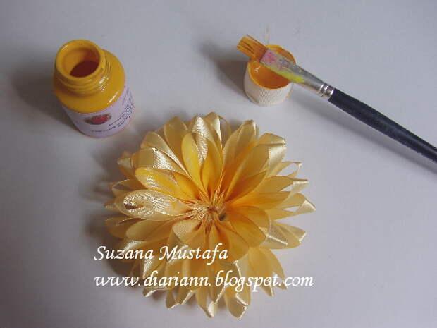 вышивка летнами. хризантемы (5) (600x450, 124Kb)