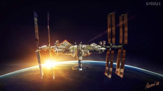 Обнаружены новые возможные места утечки в российском модуле МКС