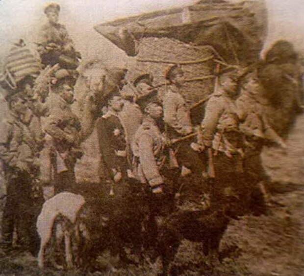 1916 год: Расовая война в Туркестане