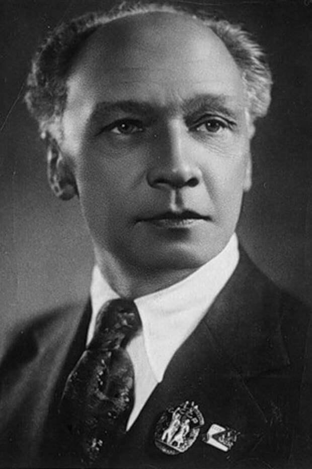 Советские актеры: Михаил Трояновский