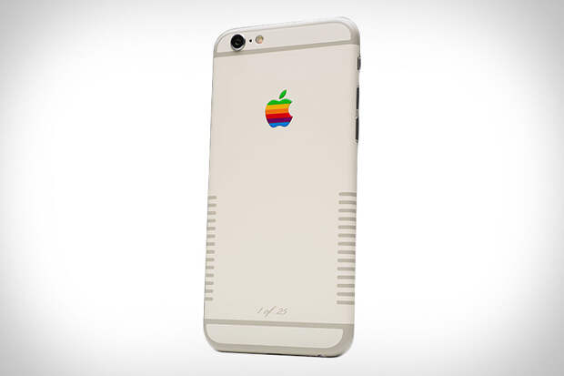 Colorware iPhone 6 Retro