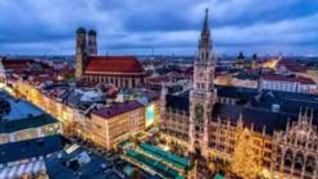 Отдых в Мюнхене в декабре