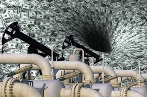 Нефтегазовые компании долги