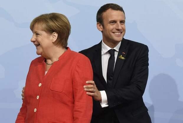 Геополитический разворот Европы: как идеи Макрона восприняли в Германии