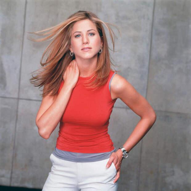 Дженнифер Энистон (Jennifer Aniston) в фотосессии Лена Айриша (Len Irish) (1997), фото 5